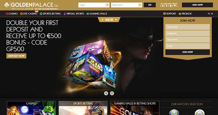 Golden Palace casino review